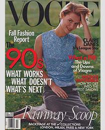 Vogue 90s